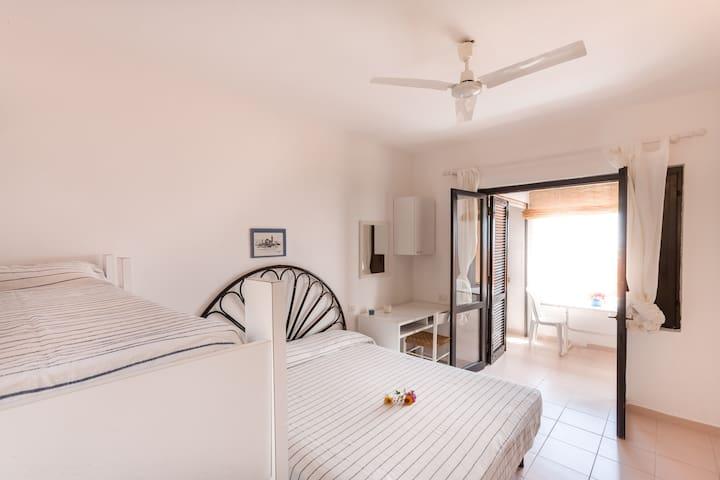 Studio apartment on Mediterranean sea
