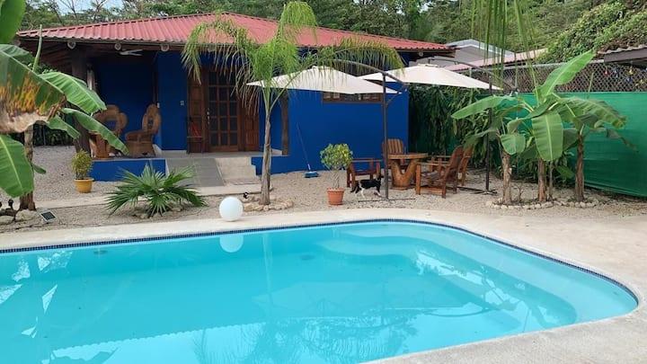 Casa Azul mit Pool & Garten