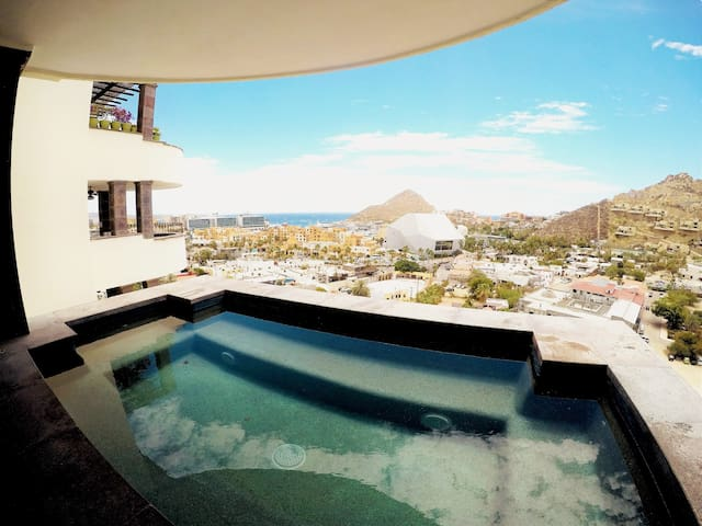 Pedregal Villa Overlooking Lands End at downtown!