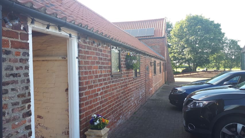 Highfield Farm, double room