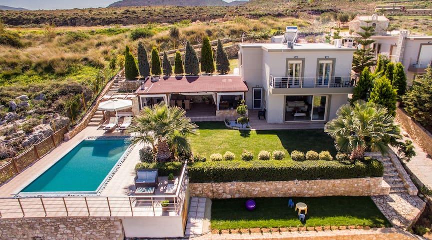 Gouves Panorama Luxury Villa