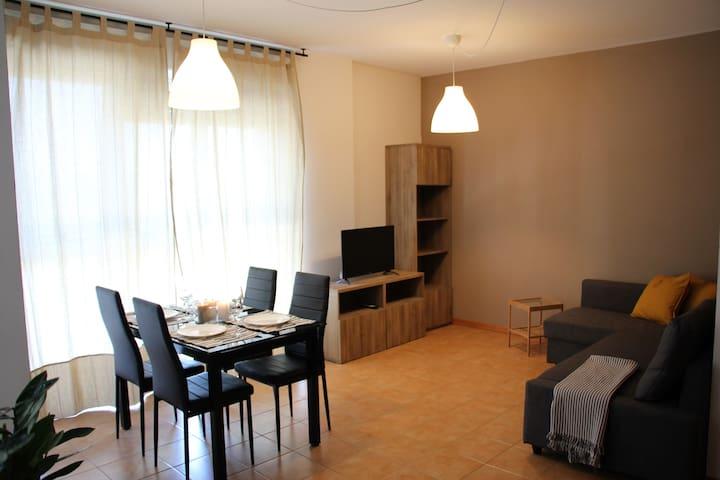 """Cosy apartment in Milano S.Giulia-M3 """"Rogoredo FS"""""""
