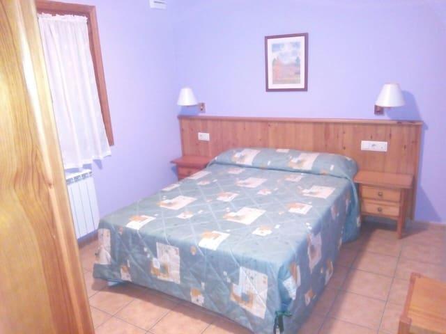 2 bedroom flat - Sabiñánigo - Daire