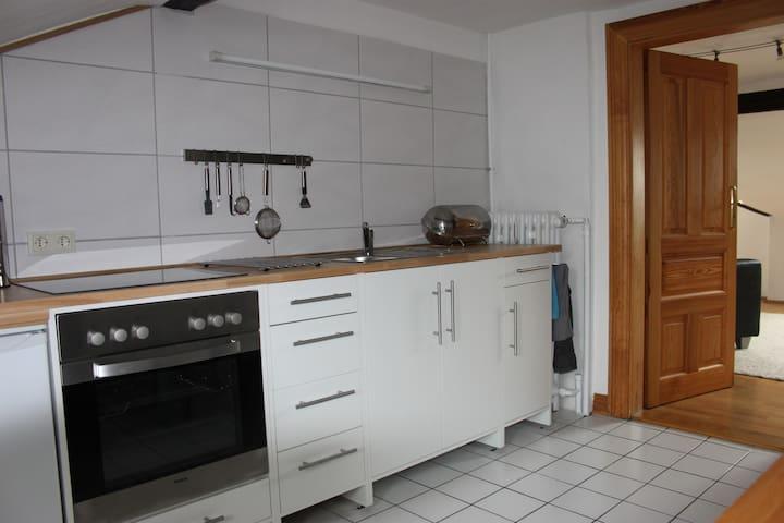 Wunderschöne Wohnung in direkt. Nähe zur Altstadt. - Hann. Münden - Casa de camp