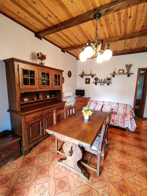 Vacation apartment in Italy