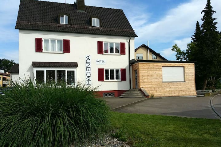 Hacienda B&B Appartment für 6