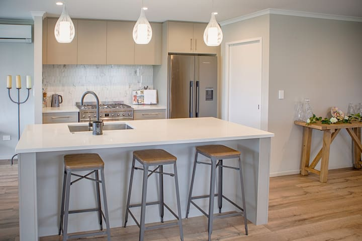 Kitchen which is a shared space with the host.
