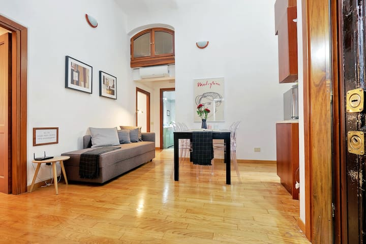 Vatican Spacious Modì Apartment