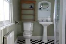Newly installed ensuite