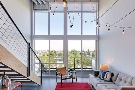 Capitol Hill Loft on Broadway - Seattle