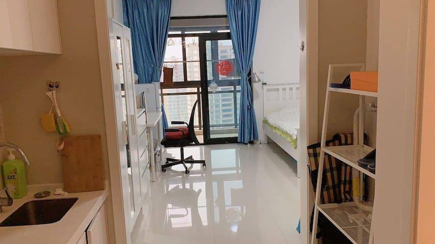 房间类型,一室一厅一卫