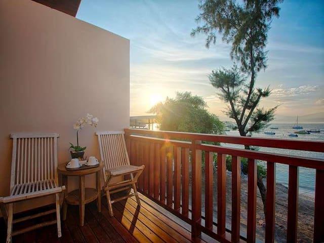 Natya Hotel Ocean View - Gili Trawangan - Appartamento