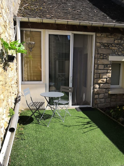Charming furnished cottage of 40m2