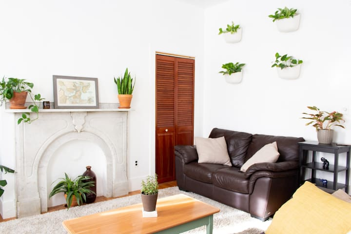 Large, Sunny & Clean Apartment in Historic Boston