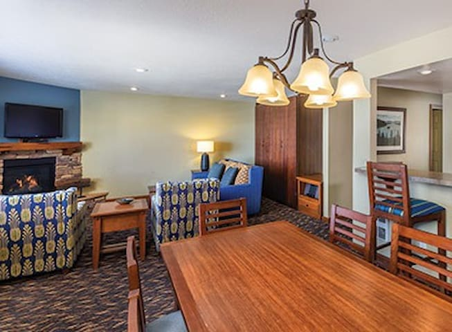 Luxurious Lake Tahoe Condo - 1bed/1bath