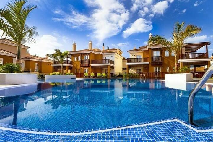 Luxury Apartment in MonteCarrera Complex - Mogán - Apartemen