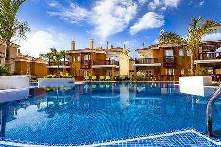 Luxury Apartment in MonteCarrera Complex - Mogán