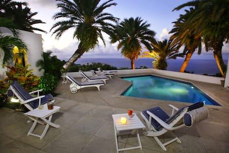 St. Croix: Luxury Caribbean Villa - St. Croix - Willa