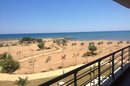 Seaview apartment North Cyprus - Bafra - Pis