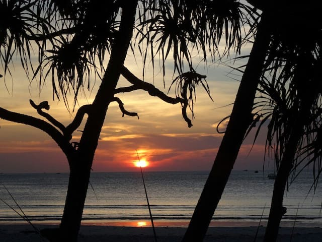 Rovers rest in tropical paradise - Trinity Beach - Bed & Breakfast