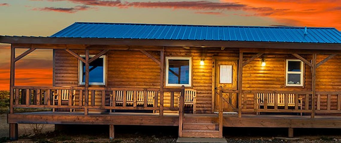 Grand Canyon West Rim Cabin Stay at Hualapai Ranch