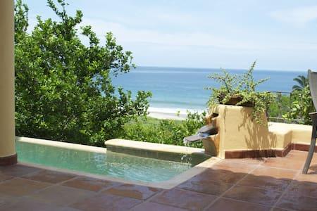 Oceanfront Villa in Litibu, Nayarit - Punta de Mita