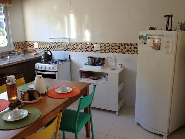 La casita - Poços de Caldas - Apartment