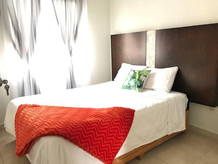 Casa cómoda y segura en la Comarca Minera con Wifi