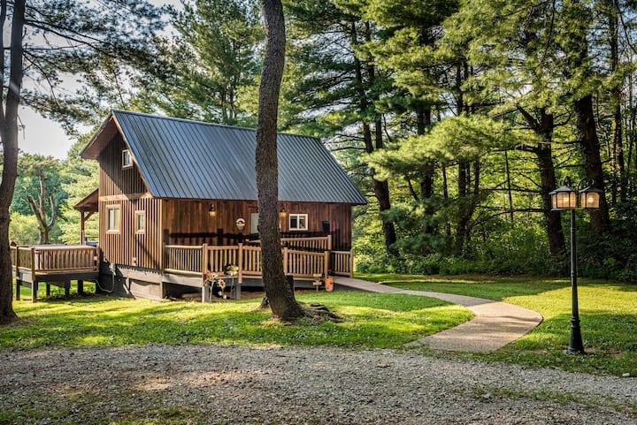 Stephen's Creek Log Cabin
