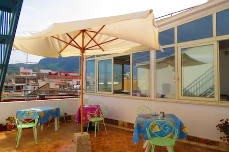 monolocale con balcone - Lipari