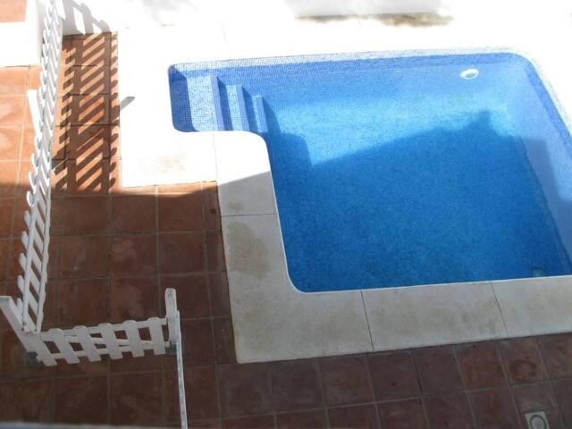 A 250 METROS DEL MAR Y CON PISCINA PRIVADA - Isla Cristina - Huis