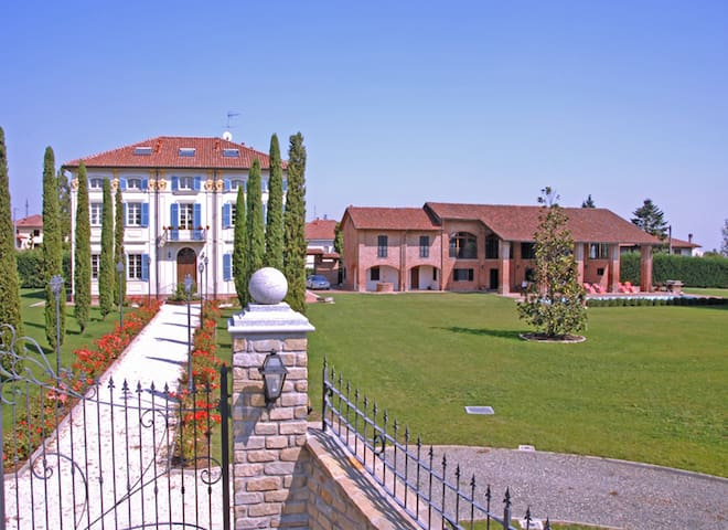 Wedding Venue Alessandria Piemonte - Province of Alessandria