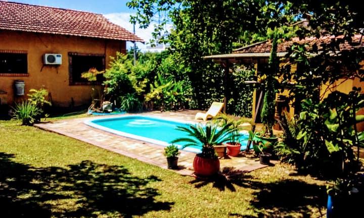 Casa na Praia do Campeche - Florianópolis