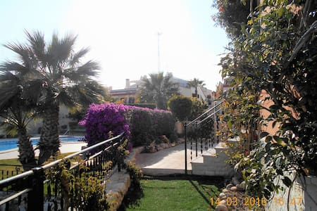Luxury Villa with garden and views! - San Miguel de Salinas