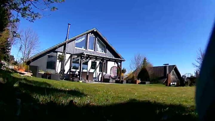 Hüttenzauber - schönes Ferienhaus