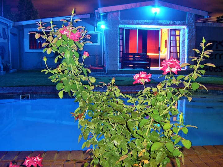 Berry Bliss -Executive Double Room with Pool View