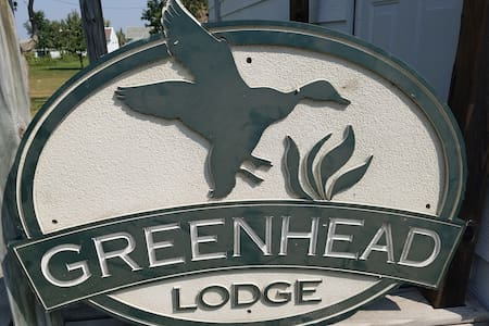 Greenhead Lodge of Robinson North Dakota
