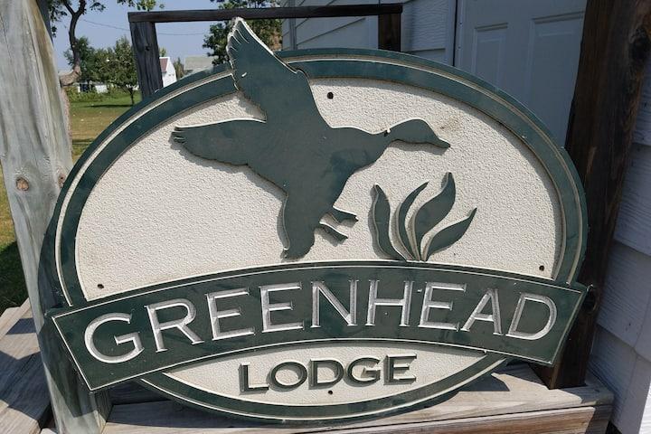 Greenhead Lodge of Robinson North Dakota