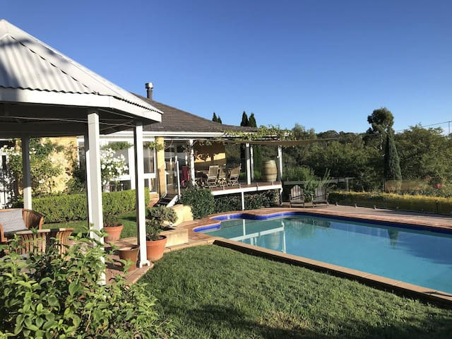 Marrowbone Vineyard Estate - one of the Hunters finest estates