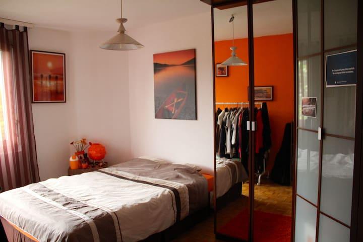 2 pièce et demi très spacieux - Renens - Apartment