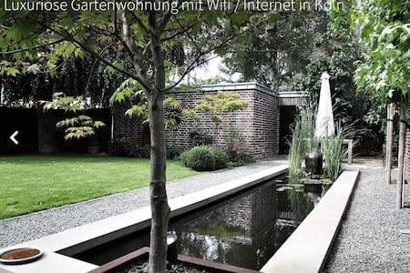 Luxury Apartment w. Wifi in Cologne - Daire