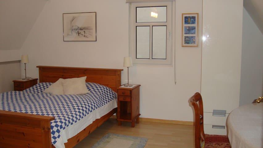 Schönes Doppelzimmer in Bergen - Frankfurt am Main - Wohnung