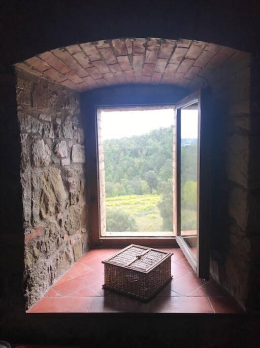 Veduta dal soggiorno - View from living room