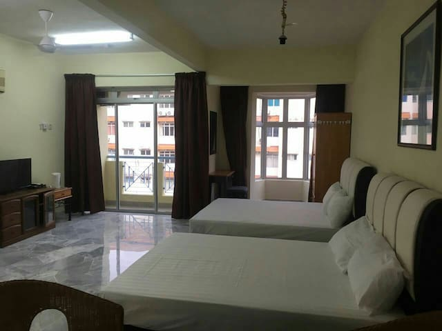 Home stay for holidays in PD - port Dickson - Wohnung