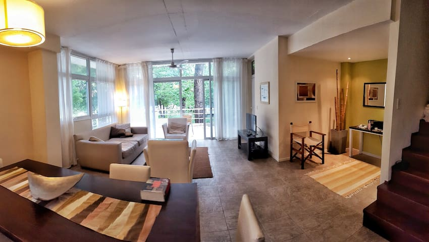 Very nice apart in Cariló. - Carilo - Daire