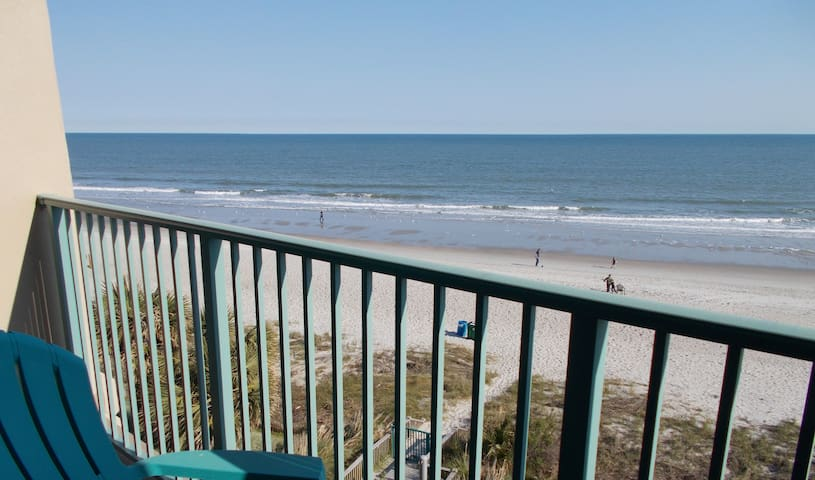 *Oceanfront Sunset Suite #32 w/Kitchenette. Pools!