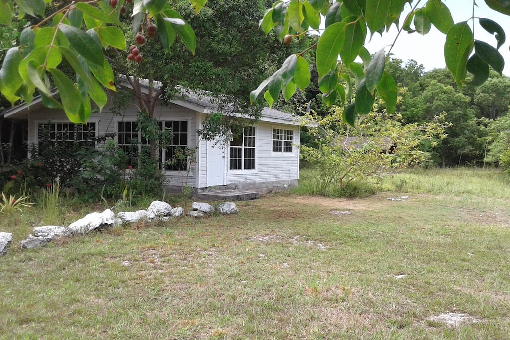 One of Four cottages on Gated 2 Acre Compound.