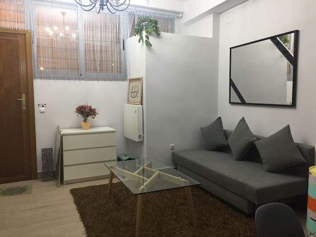 ROOM IN CENTRAL APARTMENT