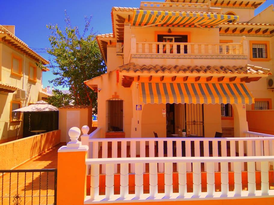 General view house / Общий вид на дом