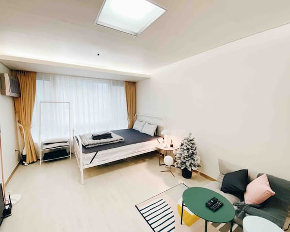#3/No cleaning fee/Gangnam/exit1/long term stays
